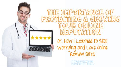physician-online-reputation-management