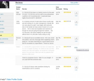 blog suppressed vitals reviews