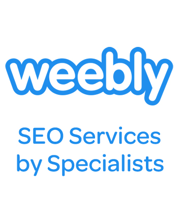 Weebly SEO Services